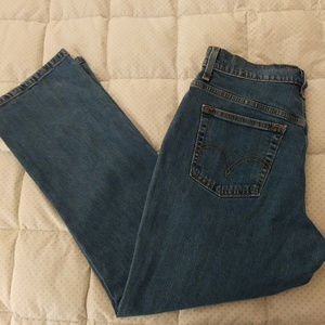 Levi's 550 Relaxed (Short) Boot Cut